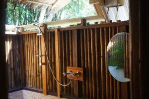 Khao Sok Jungle resort KSJR bath room