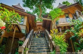 Phu Pha resort outside view