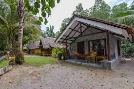 banana resort thalane view bungalow