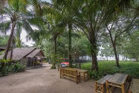 banana resort thalane view garden