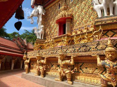 Amon Tour Krabi Thailande Wat Bang Rian - 4