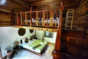 Khao Sok Las Orchideas family bungalow