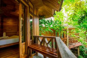 Phu Pha Ao Nang Resort Balcony views
