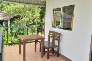 KS river camp balcony