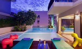 Andakiri pool view